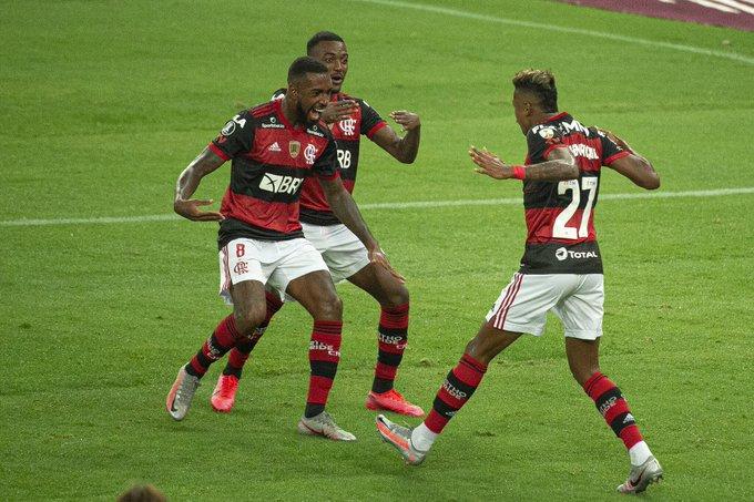 Flamengo goleia Independiente del Valle por 4X0 no Maracanã