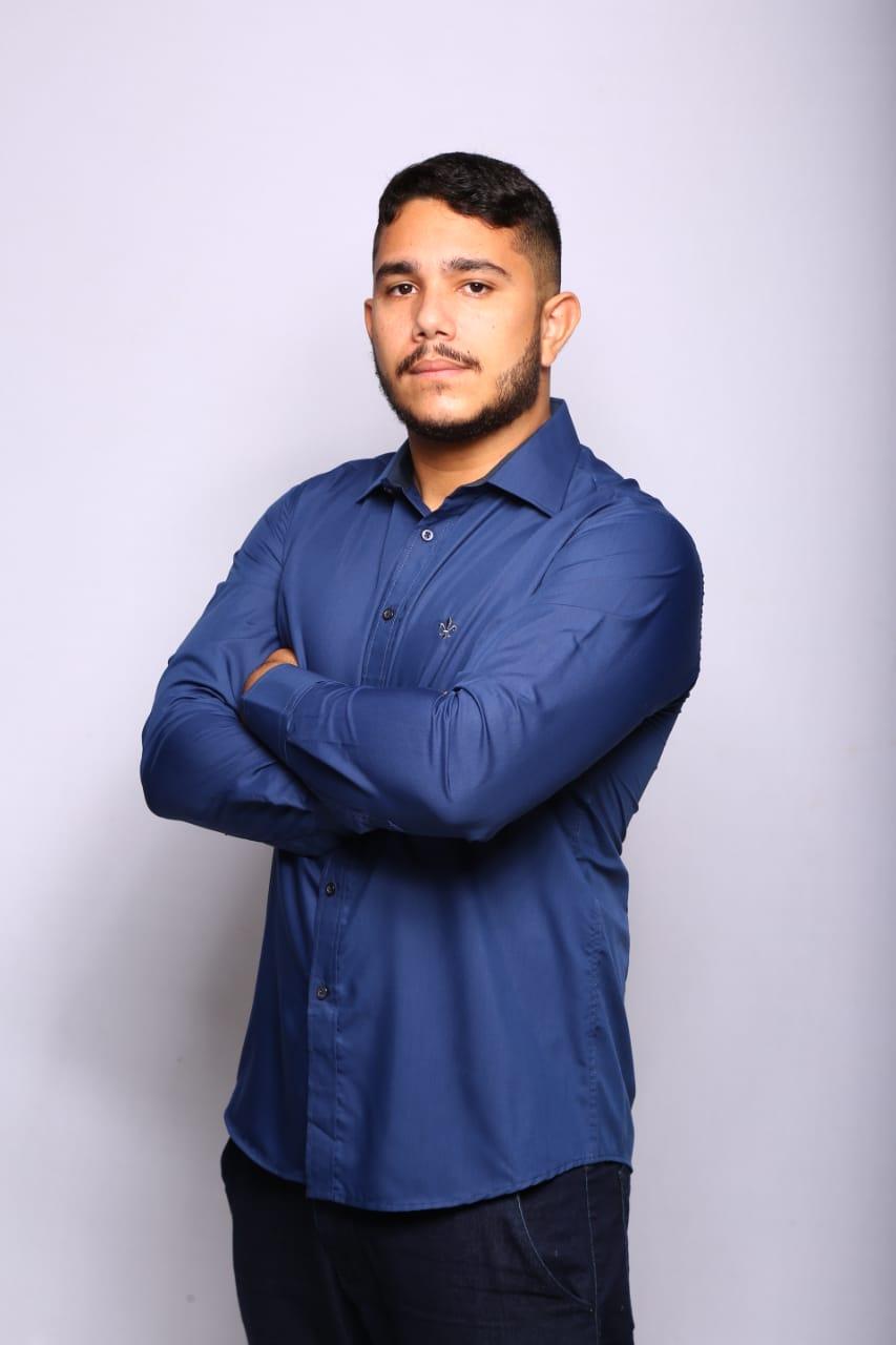 Samuel Brandão, candidato a vereador, pretende criar Ronda Cidadão e segurança eletrônica em Teresina