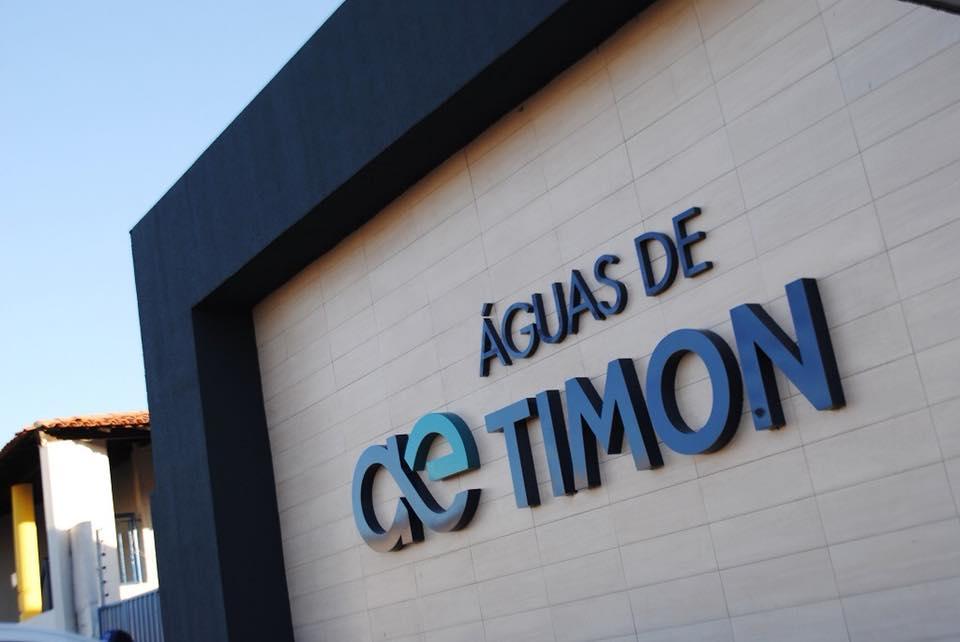Timonenses podem pagar suas faturas de água via débito automático