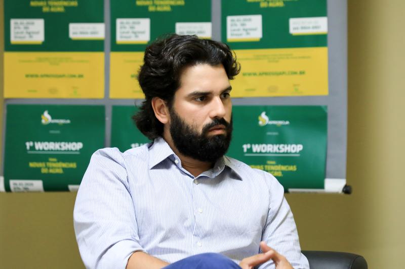 Alzir Neto assume presidência da Aprosoja Piauí
