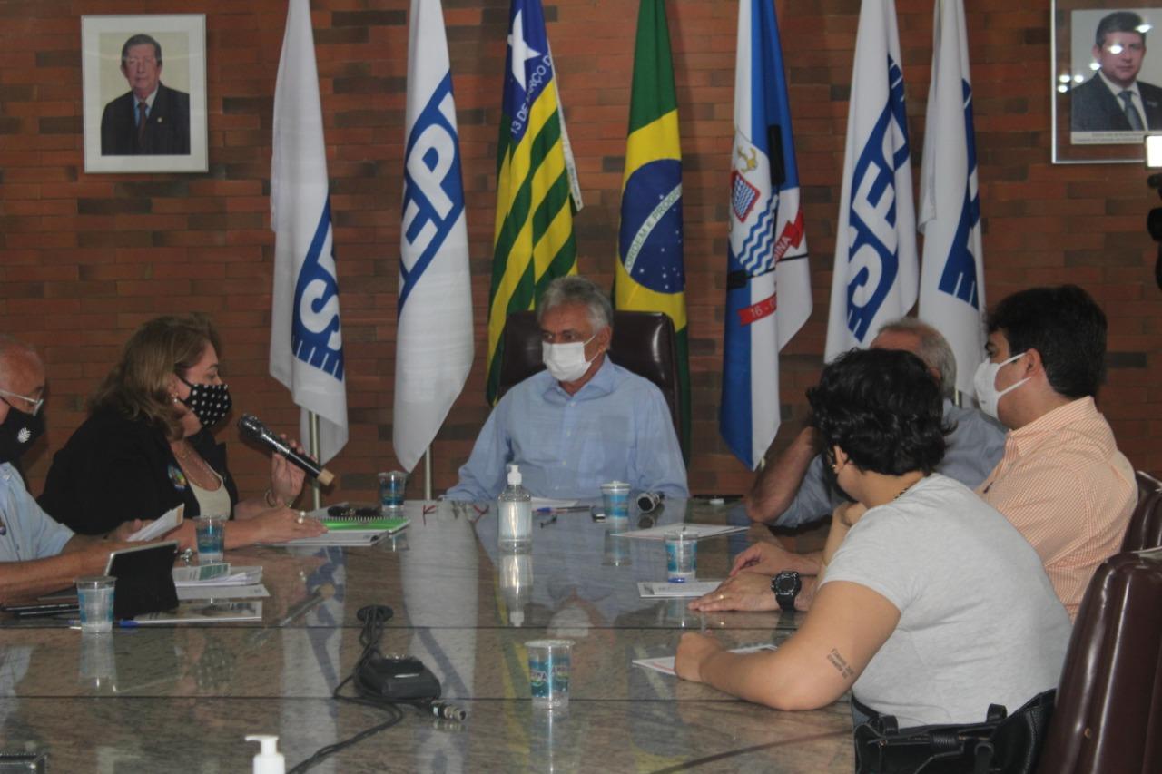 Sinduscon encerra debates com a candidata à Prefeitura Simone Pereira