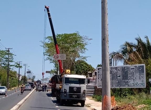 Equatorial investe na rede de energia de Teresina