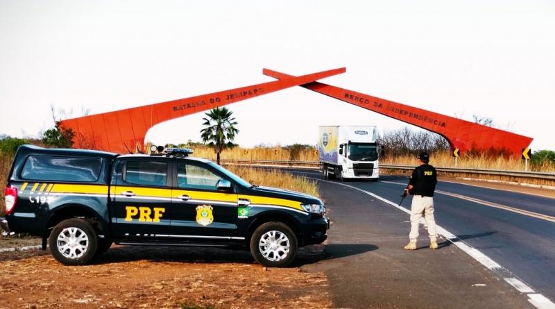 PRF/PI registra 20 acidentes e 2 óbitos em operação Nossa Senhora Aparecida