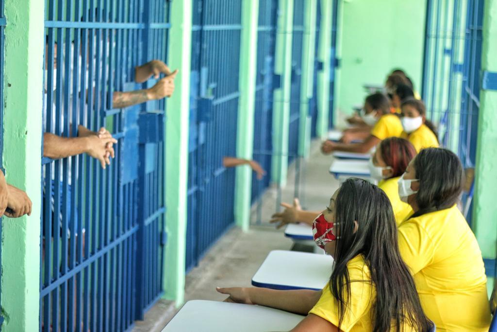 Visitas presenciais estão autorizadas nas penitenciárias do Piauí