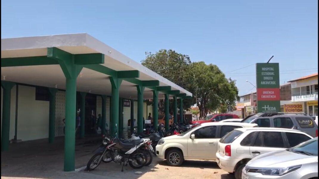 Cai número de internações pela Covid-19 no HEDA em Parnaíba
